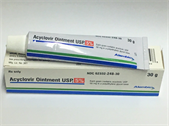 Acyclovir Ointment;Topical