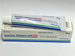 Acyclovir Ointment USP, 5%