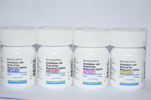 Amlodipine Besylate / Olmesartan Medoxomil Tablet