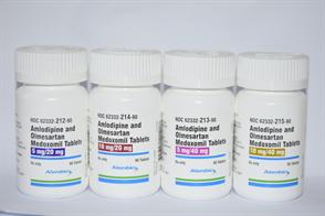 Amlodipine Besylate; Olmesartan Medoxomil Tablet;Oral