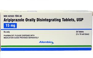 Aripiprazole ODT