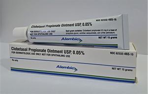 Clobetasol Propionate Ointment