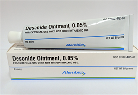Desonide Ointment;Topical