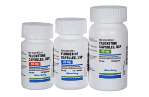 Fluoxetine Hydrochloride Capsule;Oral