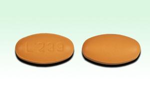Valsartan/HCTZ Tablet