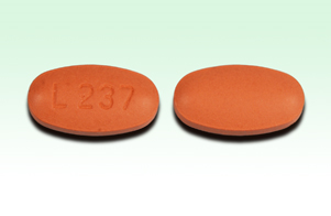 Hydrochlorothiazide; Valsartan Tablet;Oral